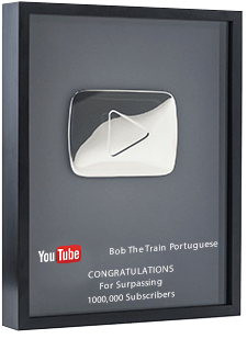 Bob The Train Portuguese - Canciones infantiles