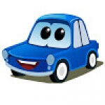 Zeek And Friends Cars cartoon