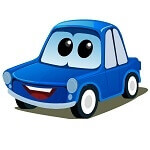 usp studios Zeek & Friends - Cars Cartoons