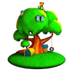 Little Treehouse Nursery Rhymes and Kids...