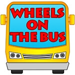Wheels On The Bus Children's Nursery Rhy...