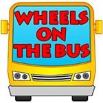 Wheels On The Bus Children's Nursery Rhy...