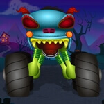 Haunted House Monster Truck